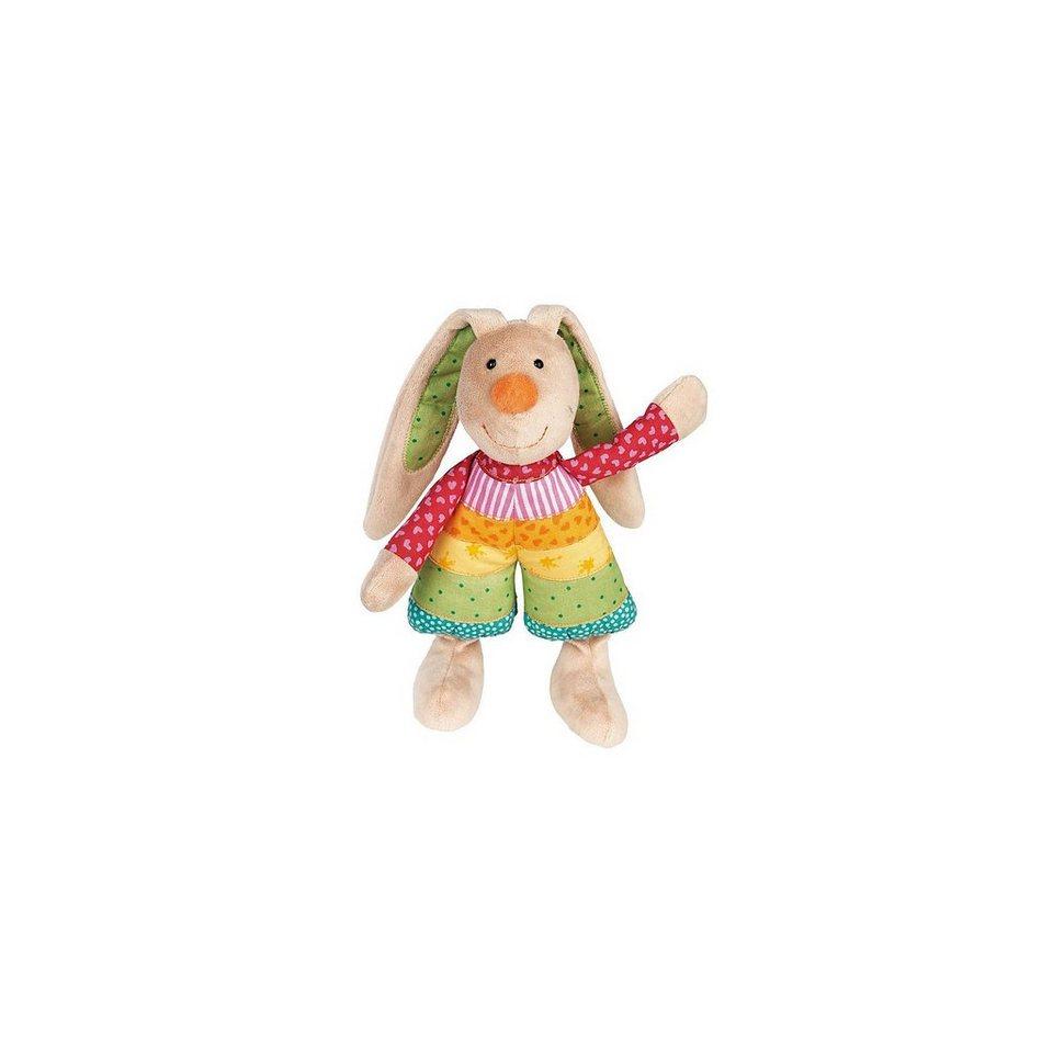 sigikid Rainbow Rabbit Schlummerfigur, 25 cm