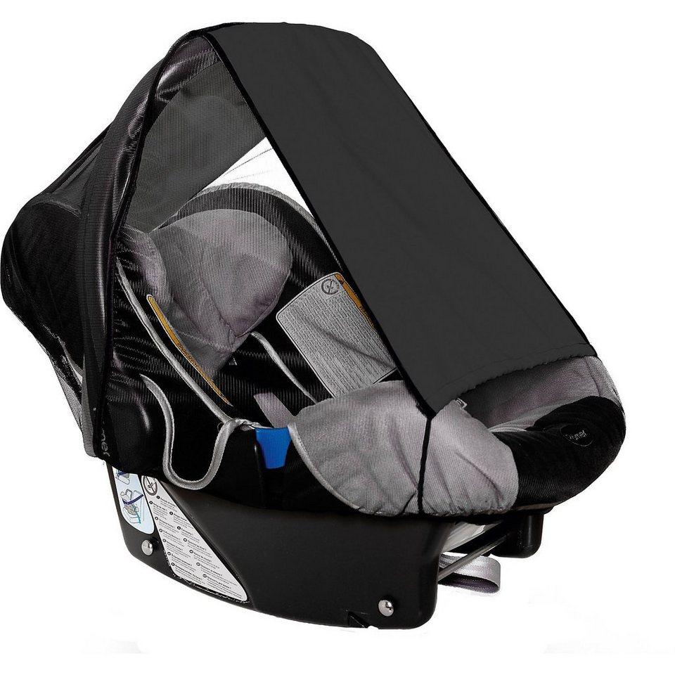 Sunnybaby Sonnensegel für Babyschale UPF 50+ Schutz, schwarz online kaufen