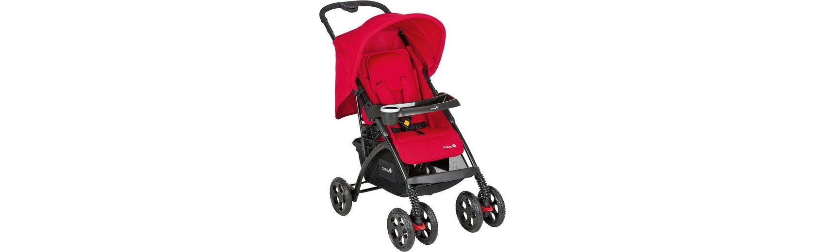 Safety 1st Sportwagen Trendideal Confort, full red