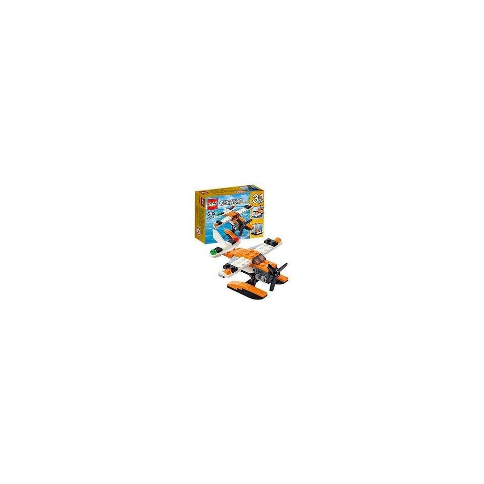 LEGO 31028 Creator: Wasserflugzeug