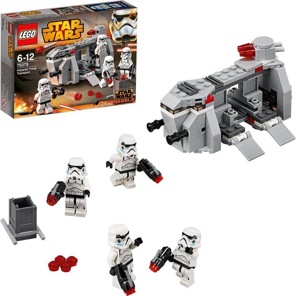 LEGO 75078 Star Wars: Imperial Troop Transport