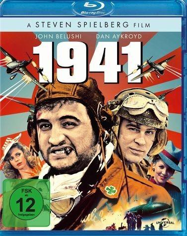 Blu-ray »1941 - Wo bitte geht's nach Hollywood?«