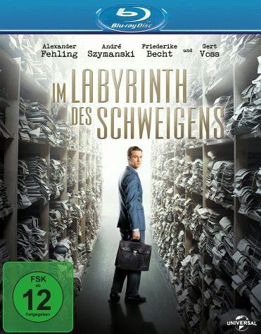 Blu-ray »Im Labyrinth des Schweigens«