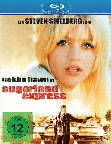 Blu-ray »Sugarland Express«
