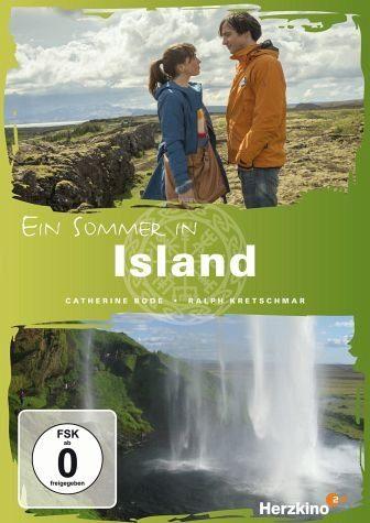 DVD »Ein Sommer in Island«