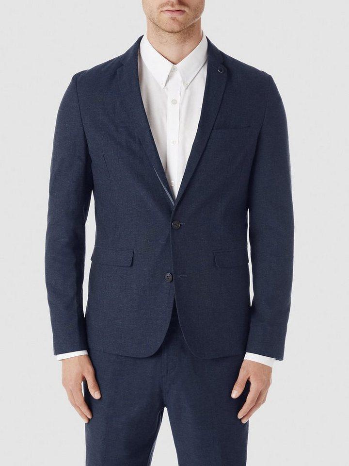 Selected Blauer Slim Fit - Blazer in Dark Blue