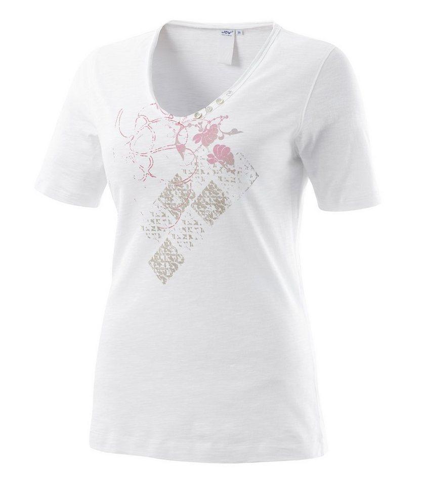 JOY sportswear T-Shirt »VILANA« in white