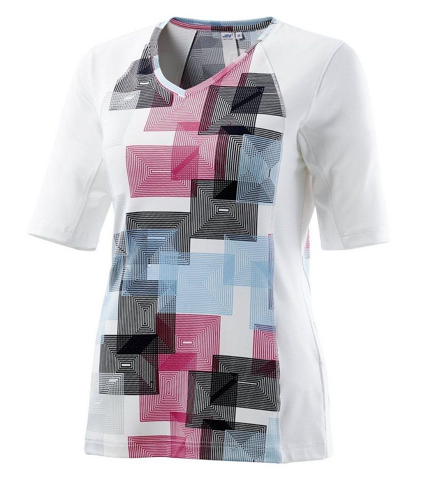 JOY sportswear T-Shirt »ALEIKA« in sea bay print