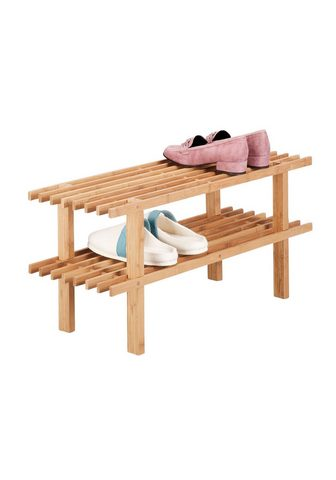 ZELLER PRESENT Zeller batų lentyna »Bamboo« ilgas 70 ...