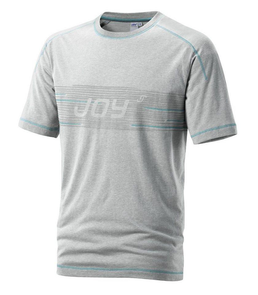 JOY sportswear T-Shirt »AMANDO« in titan mel.