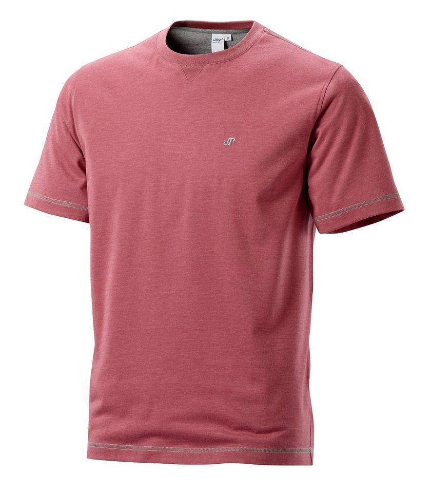 JOY sportswear T-Shirt »HARRY« in blazing red mel.