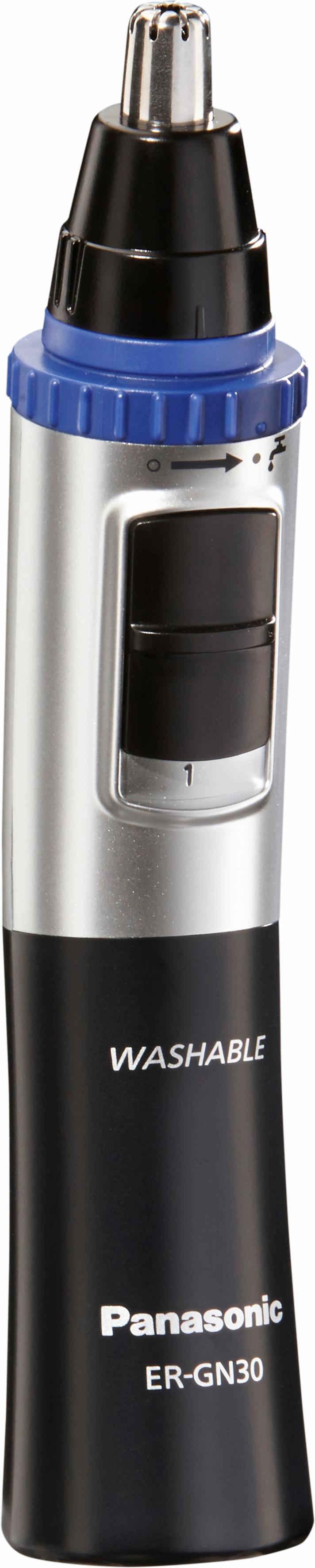 Panasonic Nasen- und Ohrhaartrimmer ER-GN30-K503, Präziser Cut für gepflegtes Aussehen