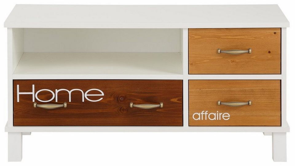 Home affaire Bank »Limited«, Breite 92 cm in weiß