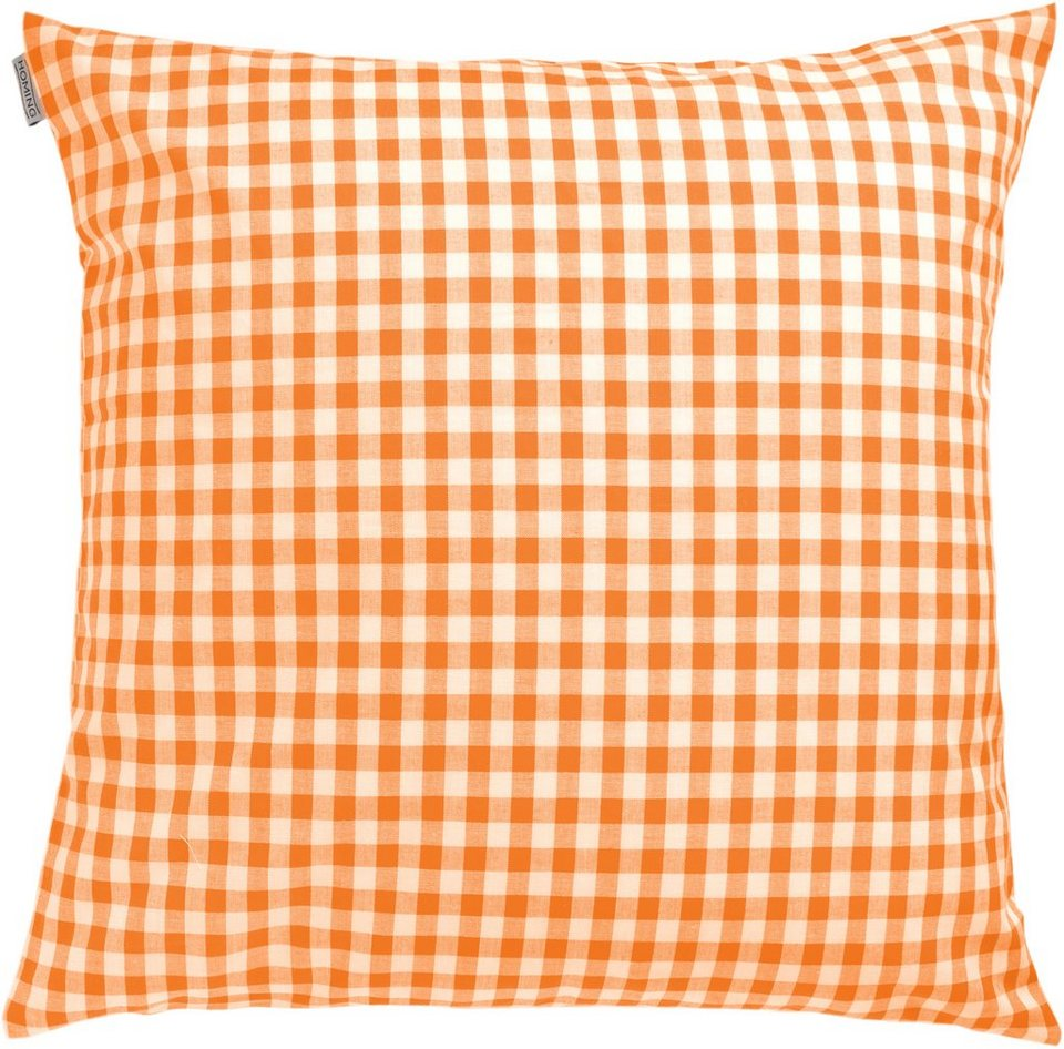 Kissenhülle, Homing, »Franzi« (1er Pack) in orange