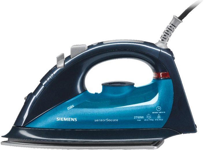 Siemens Bügeleisen TB56280, titaniumGlisséesohle, 2750 Watt
