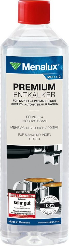 Menalux Premium-Entkalker MPD4-2