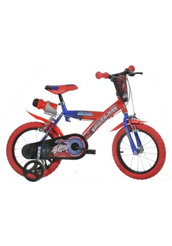 SPIDERMAN Vaikiškas dviratis »« 1 Gang