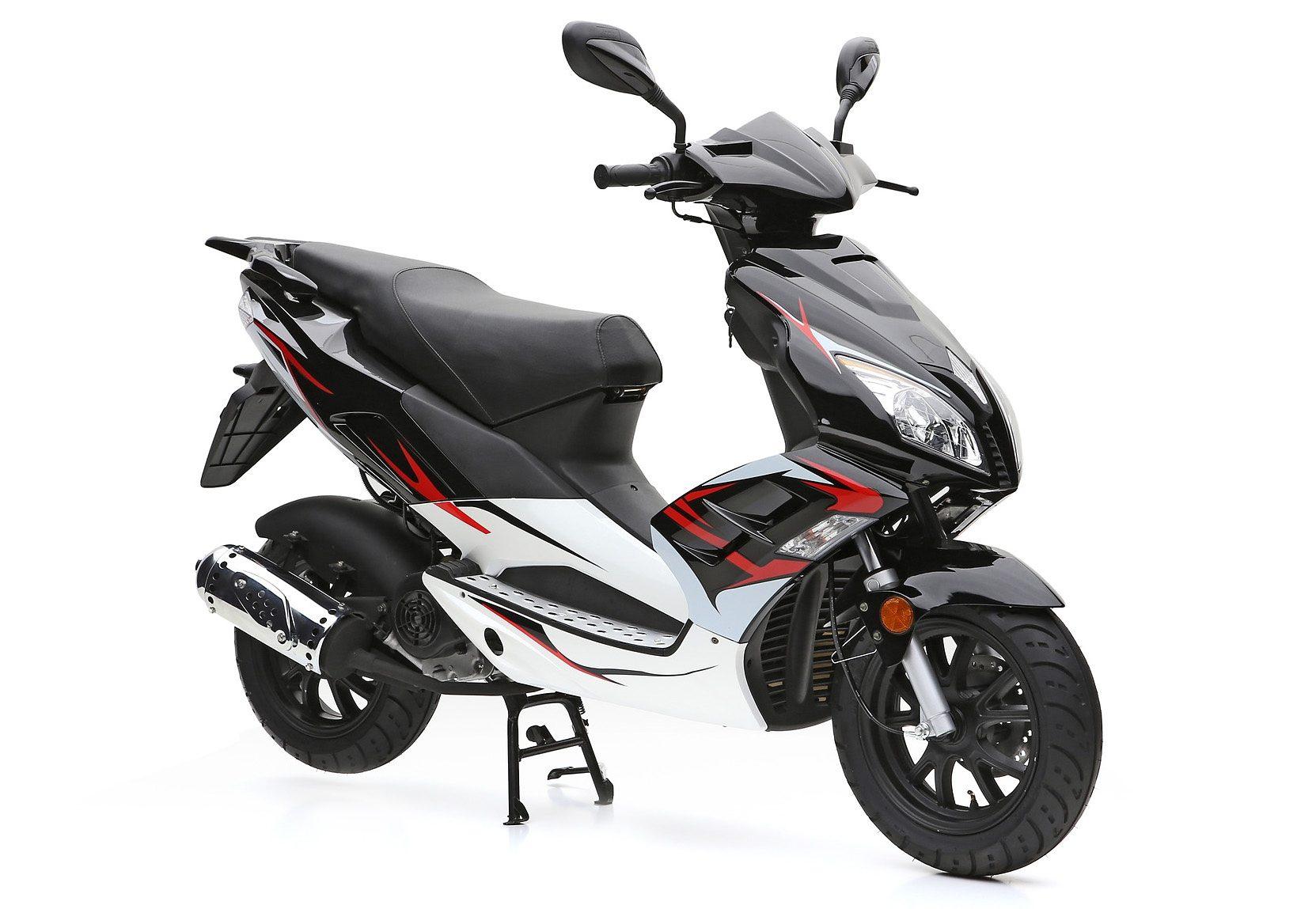 Nova Motors Motorroller, 49-ccm, 45 km/h, »GT 4«