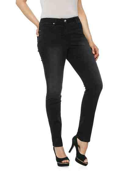 ASHLEY BROOKE by Heine Bodyform-Röhrenjeans High-Stretch