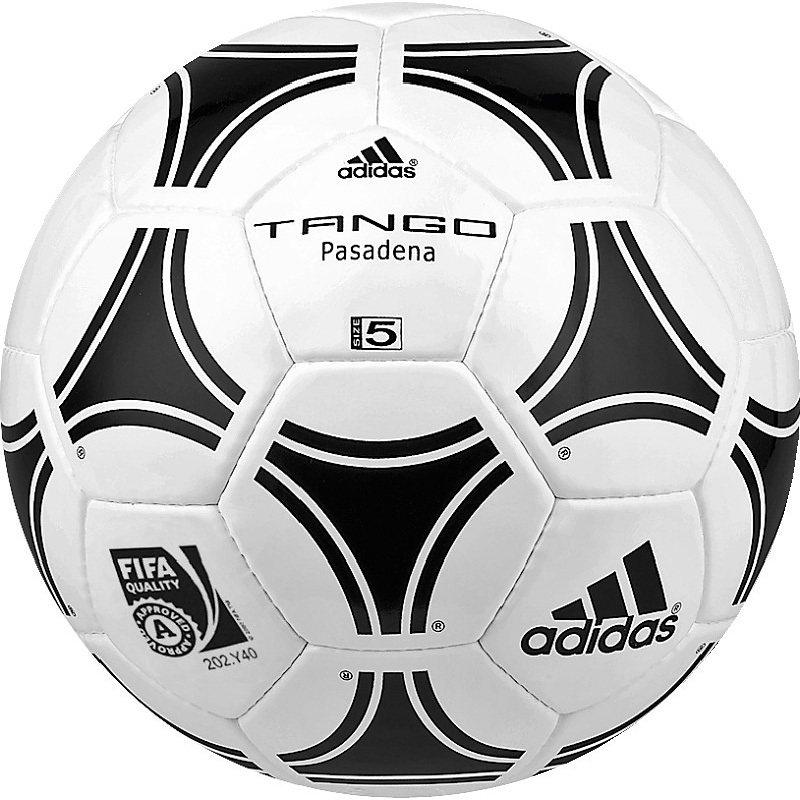 adidas Performance Tango Pasadena Matchball in weiß / schwarz