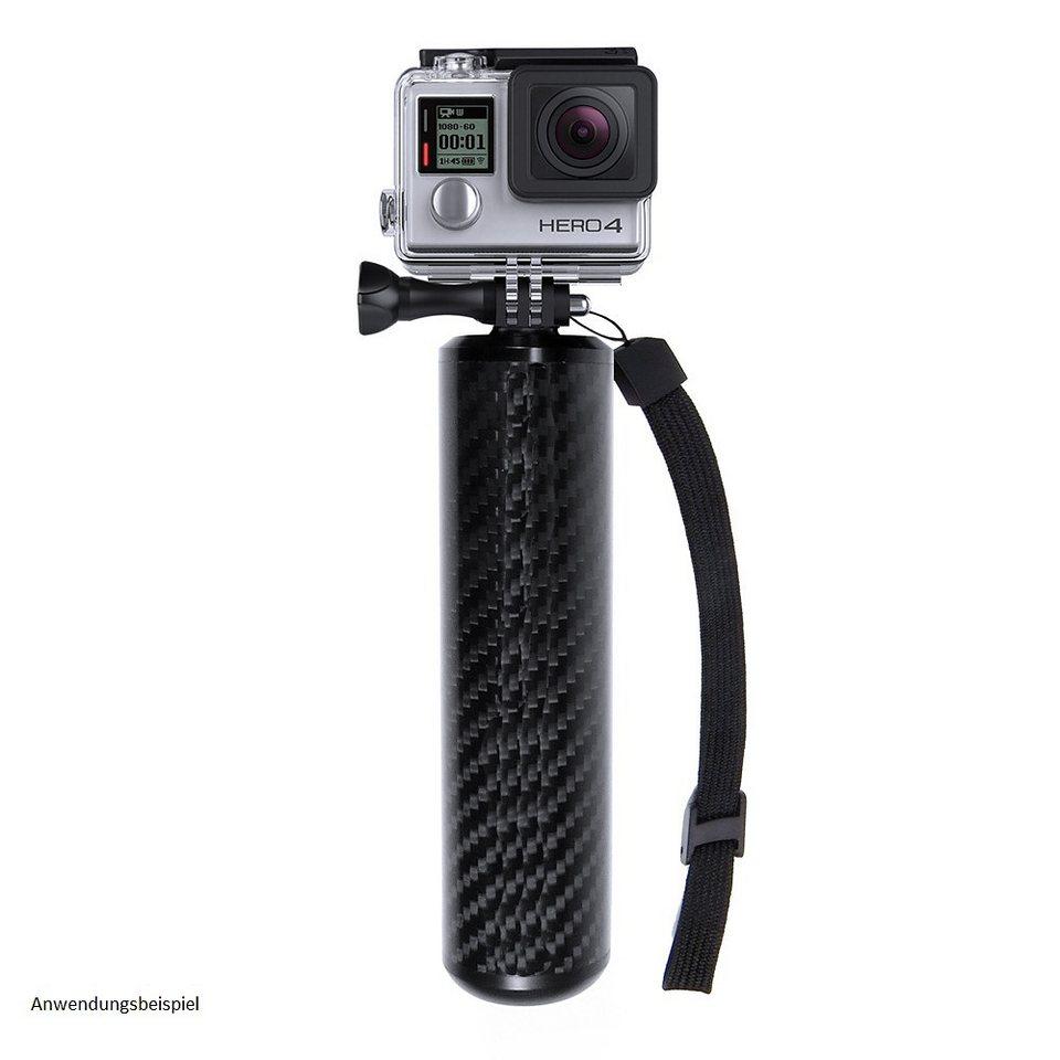 Sandmarc Verlängerung für GoPro Hero4 »Carbon Grip« in schwarz