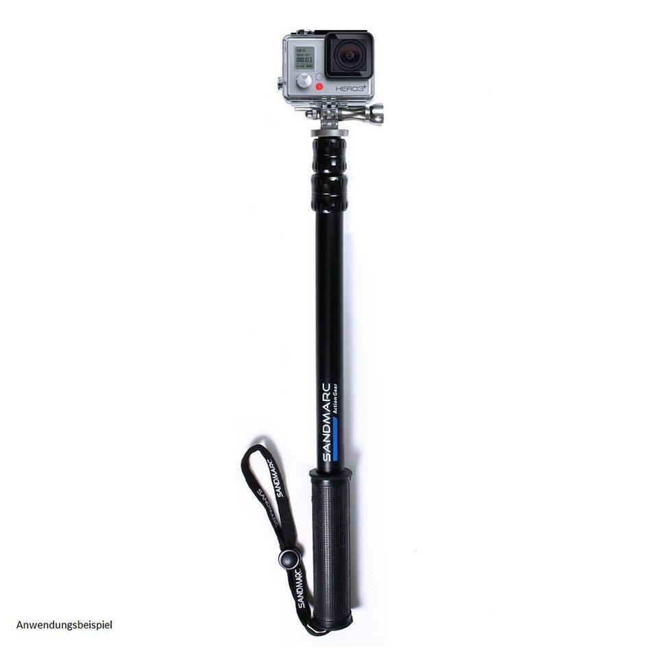 Sandmarc Verlängerung für GoPro Hero4 »Pole« in metal