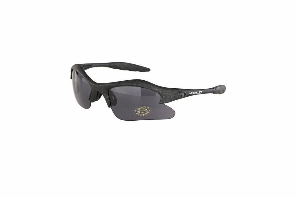 XLC Radsportbrille »Seychellen SG-C01 Sonnenbrille« in schwarz