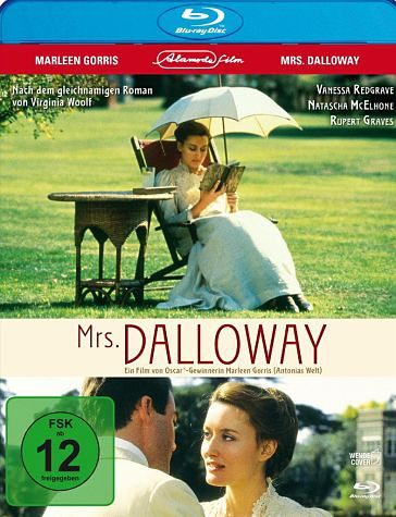 Blu-ray »Mrs. Dalloway«