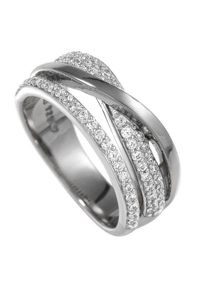 Merii Ring, »M0725R/90/03/50-60« in Silber 925