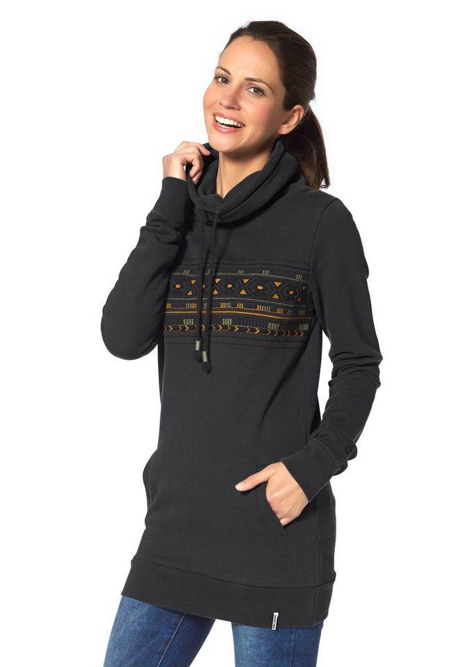 Billabong Sweatshirt in Anthrazit