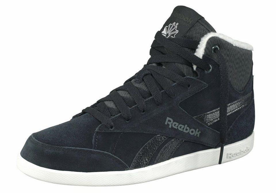 Reebok Fabulista Mid II Alpine Sneaker in Schwarz