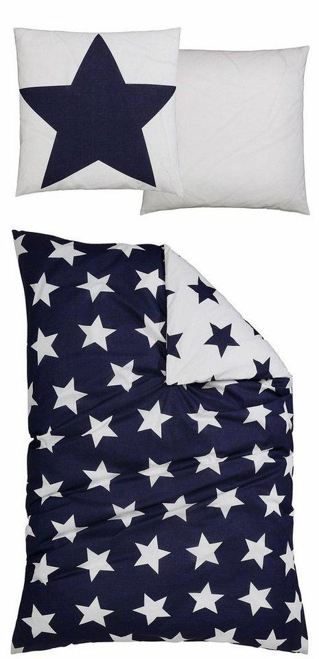 bettw sche ecorepublic home star mit sternen otto. Black Bedroom Furniture Sets. Home Design Ideas