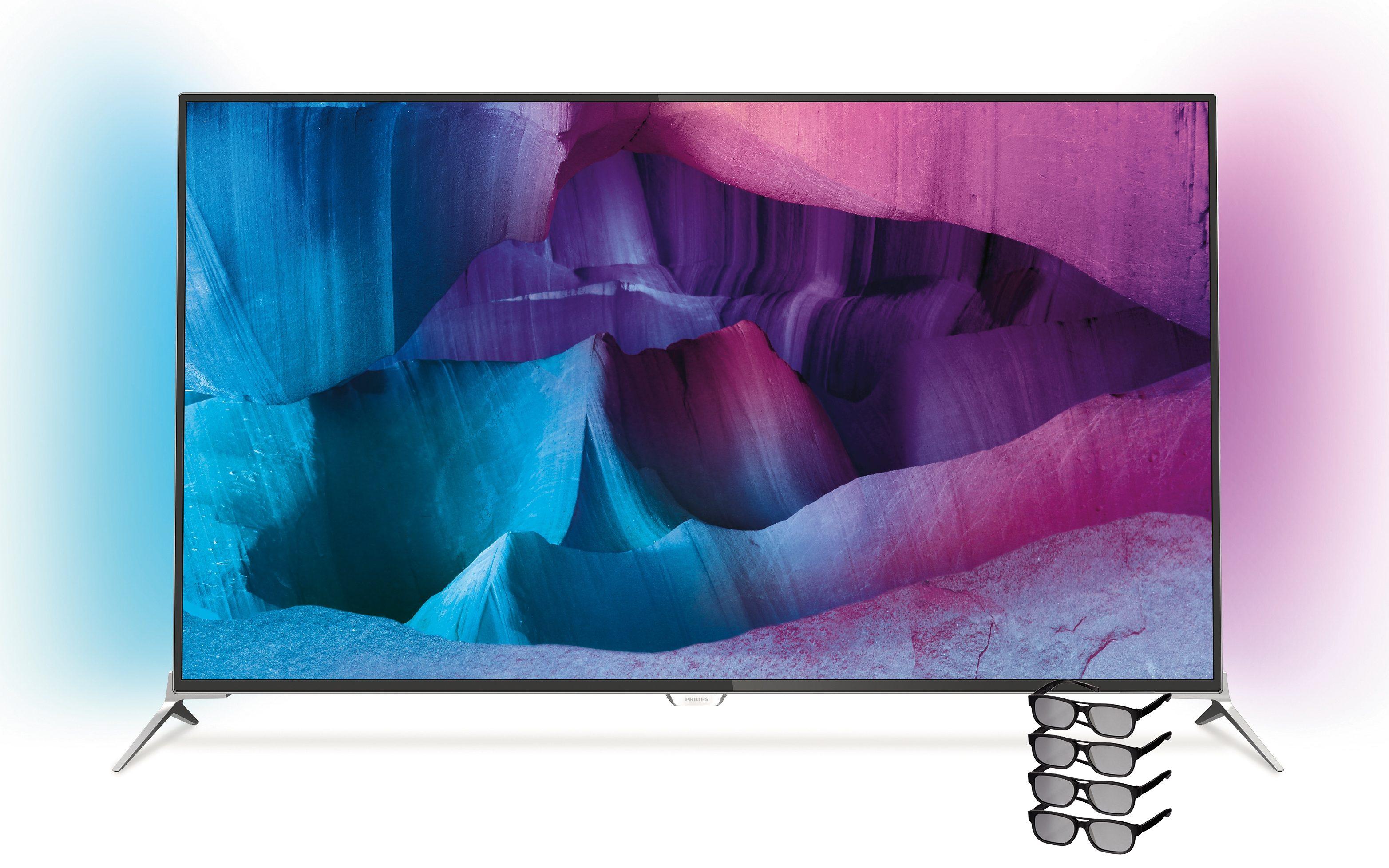 Philips Fernseher Bezeichnung : Philips puk cm zoll p k ultra hd ambilight