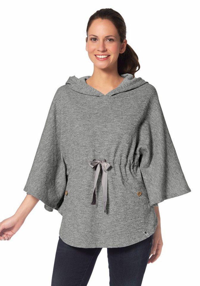 Roxy Sweatshirt in Grau