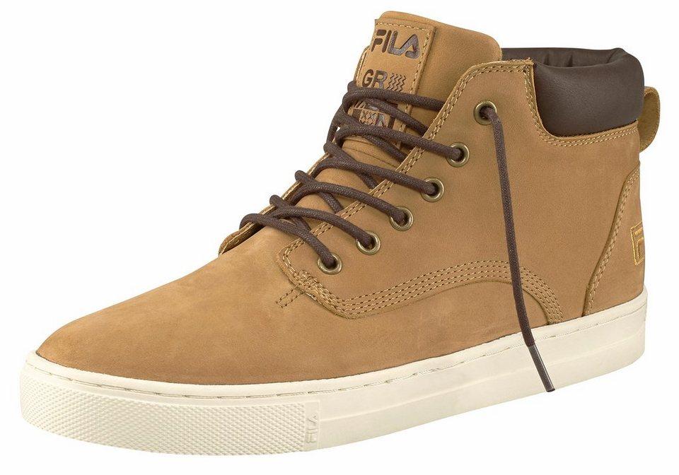 Fila Roswell Mid Sneaker in Beige