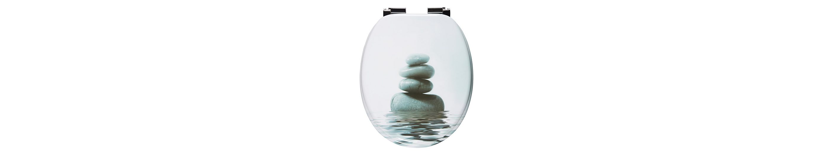 WC-Sitz »Balance«, Mit Absenkautomatik