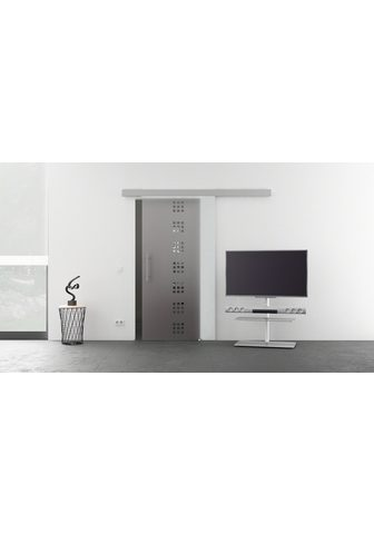GLASTÜRKONTOR HAMBURG Stiklinės stumdomos durys »Eco Quadrat...