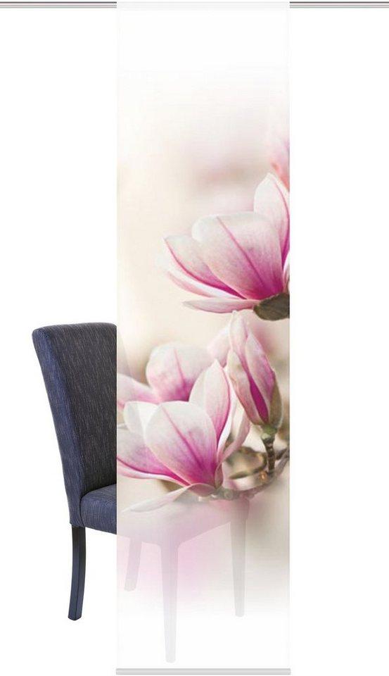 schiebegardine home wohnideen magnene mit klettband 1 st ck mit zubeh r online kaufen otto. Black Bedroom Furniture Sets. Home Design Ideas