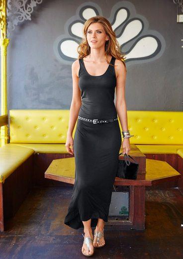 Aniston Strandkleid, in uni oder mit Druck
