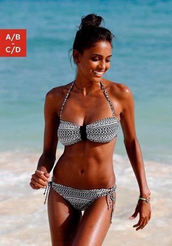 VENICE BEACH Bikini maudymosi kostiumėlio viršutinė...