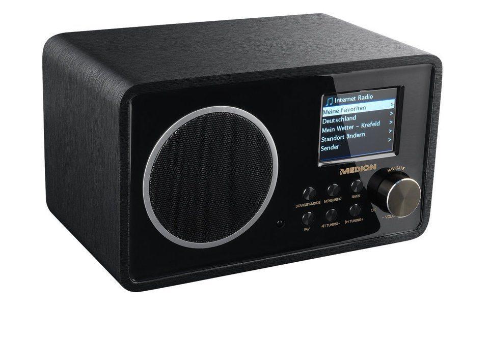 medion wireless lan internet radio life e85052 6 0 cm 2 4 lc display wlan weckfunktion. Black Bedroom Furniture Sets. Home Design Ideas