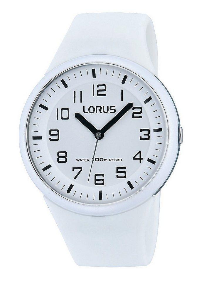 LORUS Quarzuhr »RRX53DX9« Aus dem Hause Seiko in weiß