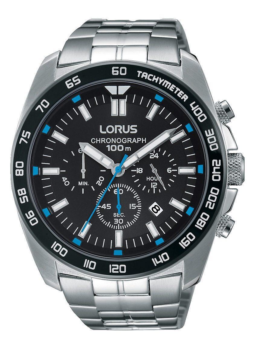 LORUS Chronograph »RT321EX9«