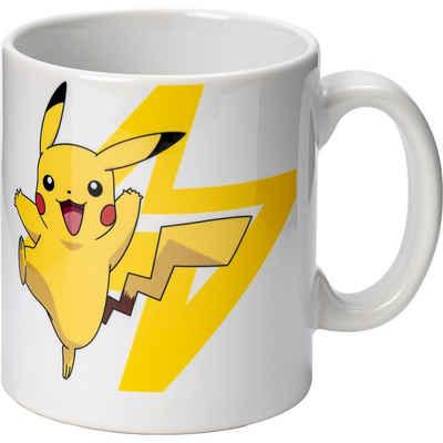 POKÉMON Tasse »Tasse Pokémon Logo & Pikachu«