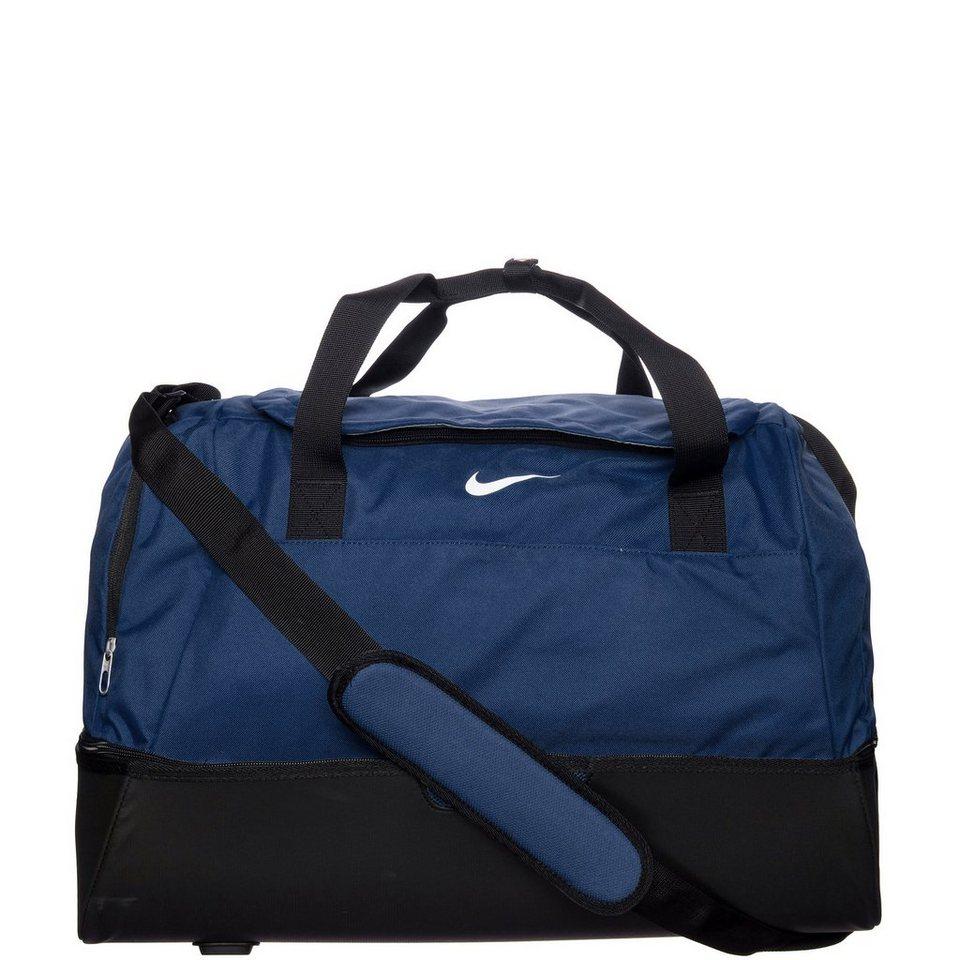 NIKE Club Team Hardcase Sporttasche Large in blau / schwarz