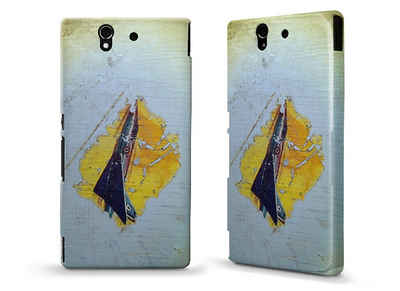caseable Premium Sony Xperia Z Hülle / Designer Hardcase mit Motiv Sale Angebote Tschernitz