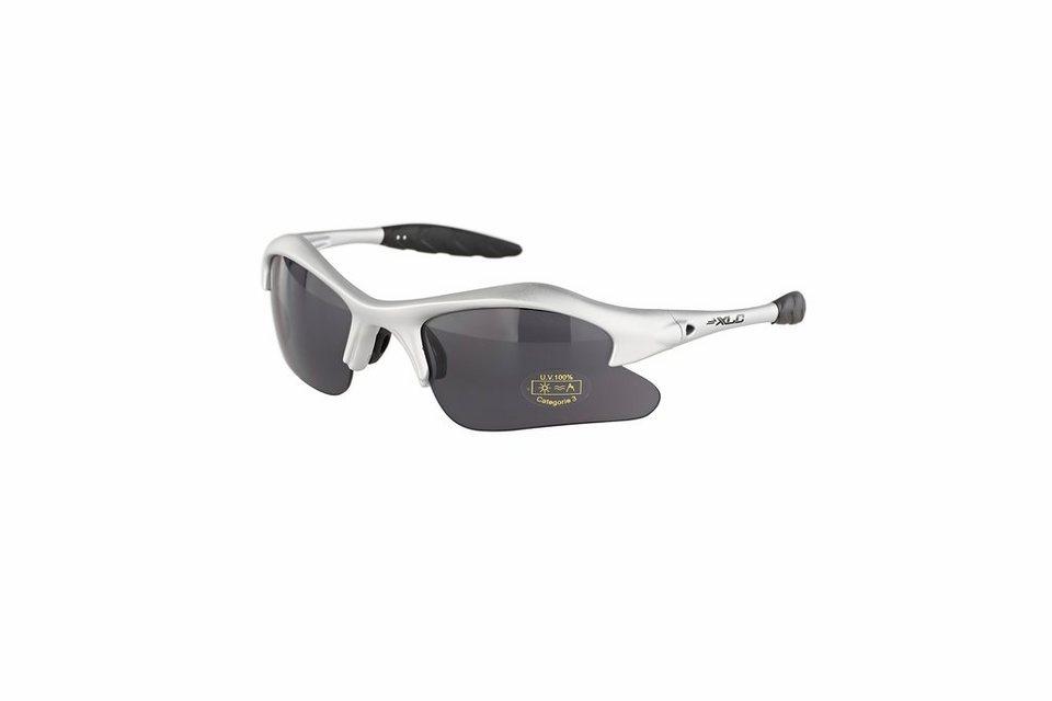 XLC Radsportbrille »Seychellen SG-C01 Sonnenbrille« in silber