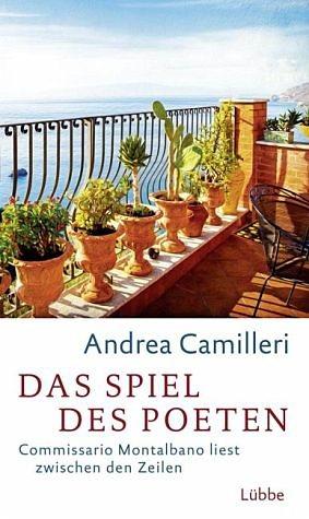 Gebundenes Buch »Das Spiel des Poeten / Commissario Montalbano...«