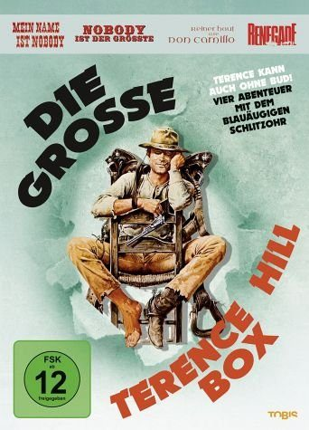 DVD »Die große Terence Hill Box (4 Discs)«