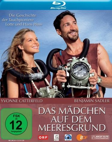 Blu-ray »Das Mädchen auf dem Meeresgrund«